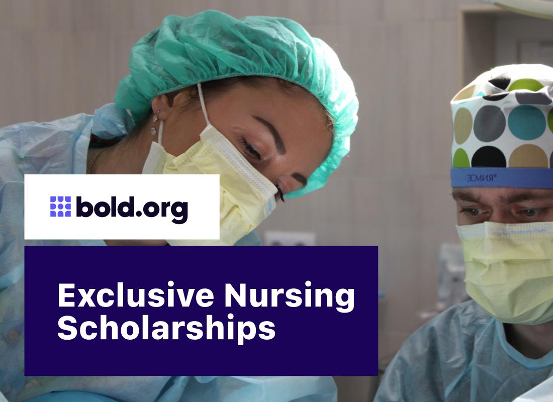 5 Great Scholarships for Future Nurses