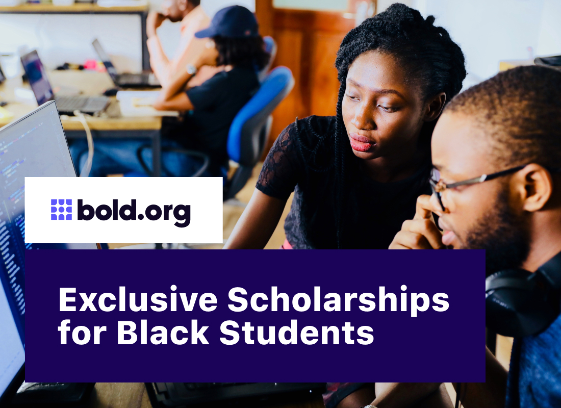15 Exclusive Scholarships for Black Students